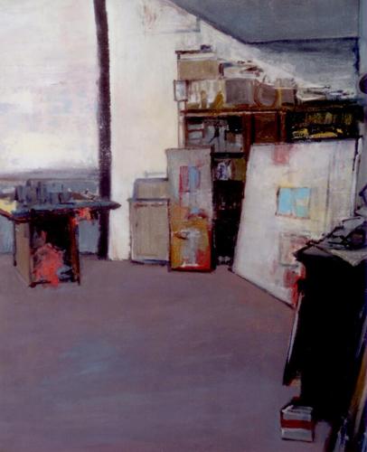 Luc gerbier artiste peintre - Atelier artiste peintre ...